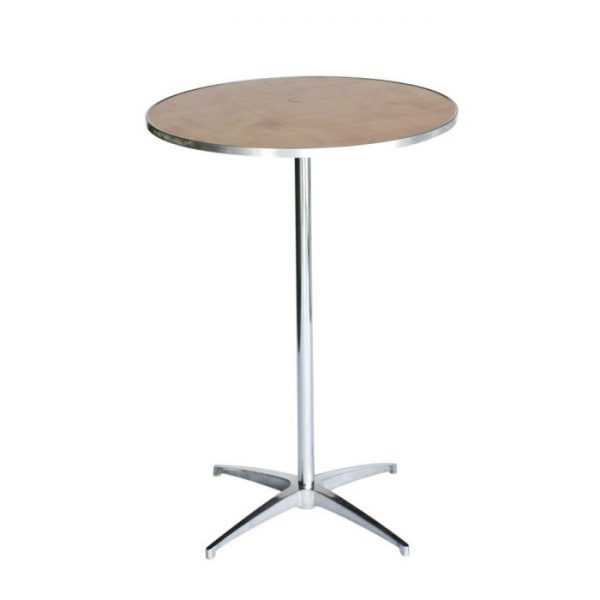 "30"" Cocktail Table Rental"