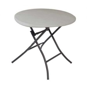 "33"" Round Table Rental"
