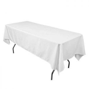 8 foot banquet tablecloth